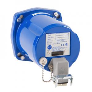 BFI Automation Flame Amplifier CFC200-1