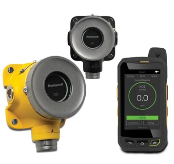 Honeywell Gas Detectoin Sensepoint