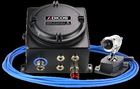 GTE Adicos Hotspot & Flame Detectors